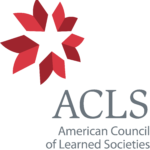 Funded by the ACLS: American Council of Learned Societies